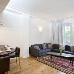 Апартаменты Rambuteau Apartment комната для гостей фото 5