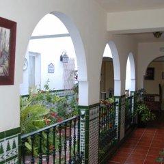 Отель Hostal San Juan балкон