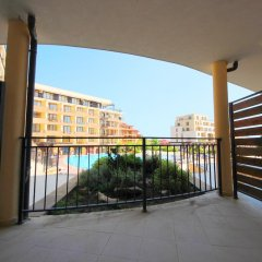 Апартаменты Menada Luxor Apartments Студия Эконом с различными типами кроватей фото 24