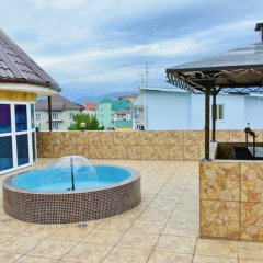 Гостиница Гостевой дом Эльмира в Сочи отзывы, цены и фото номеров - забронировать гостиницу Гостевой дом Эльмира онлайн бассейн