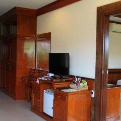 Отель Phangan Bayshore Resort 3* Стандартный номер разные типы кроватей фото 5