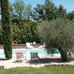Отель Villa Fonte Chiara Виторкиано бассейн