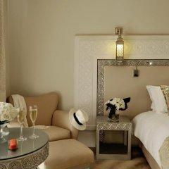 Отель Sofitel Marrakech Lounge and Spa 5* Улучшенный номер с различными типами кроватей фото 3