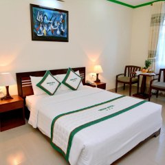Green Hotel 3* Номер Делюкс с двуспальной кроватью фото 7