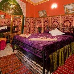 Hotel Riad Fantasia 2* Стандартный номер с различными типами кроватей фото 4