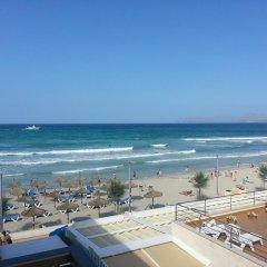 Hotel Sa Roqueta Can Picafort 2* Стандартный номер с двуспальной кроватью фото 4