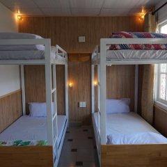 Dalat Backpackers Hostel Кровать в общем номере фото 9