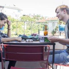 Hush Hostel Moda Стамбул питание фото 3