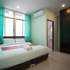 Отель Tim Mansion 3* Стандартный номер двуспальная кровать фото 3
