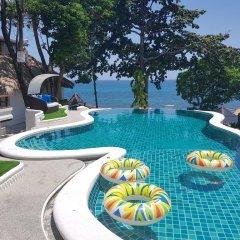 Отель Clear View Resort 3* Бунгало Делюкс с различными типами кроватей фото 3