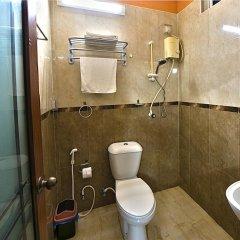 Отель The PARK HOUSE ванная