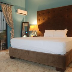 Отель E&J Boutique Residences 3* Люкс с различными типами кроватей фото 18