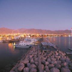 Отель Movenpick Resort & Residences Aqaba пляж фото 2