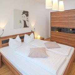 Отель Lodge-Leipzig 4* Апартаменты с различными типами кроватей фото 24