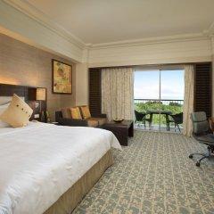 Отель Shangri-La's Mactan Resort & Spa 5* Номер Делюкс с различными типами кроватей фото 4