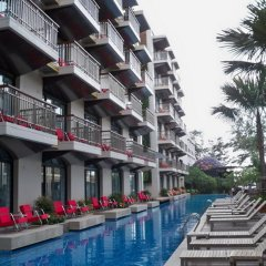 Отель Baan Laimai Beach Resort 4* Номер Делюкс разные типы кроватей фото 32