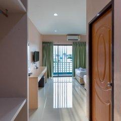 Отель JJ Residence Phuket Town 3* Номер Делюкс с различными типами кроватей фото 7