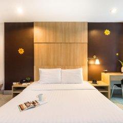 Отель The Fifth Residence 3* Улучшенный номер с различными типами кроватей фото 8