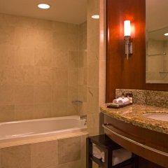 Отель Washington Marriott at Metro Center 3* Стандартный номер с различными типами кроватей фото 3