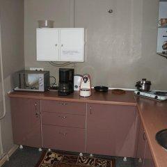 Хостел Обской Кровать в общем номере с двухъярусной кроватью фото 23