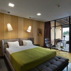 GoodZone Business&Relax Hotel комната для гостей