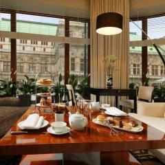 Отель Bristol, a Luxury Collection Hotel, Vienna Австрия, Вена - 3 отзыва об отеле, цены и фото номеров - забронировать отель Bristol, a Luxury Collection Hotel, Vienna онлайн питание фото 2
