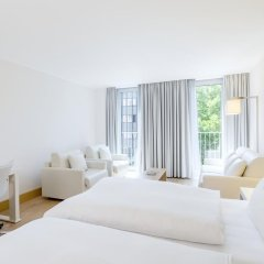 Отель NH Collection Berlin Mitte Am Checkpoint Charlie 4* Люкс с разными типами кроватей фото 2