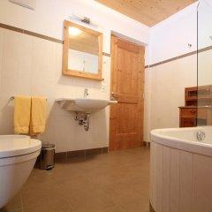 Отель Mitterhof Монклассико ванная