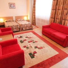 Гостиница Севастополь Классик 3* Стандартный семейный номер с двуспальной кроватью фото 2