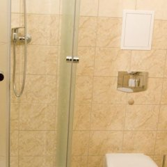Отель SLEEP Вроцлав ванная фото 2