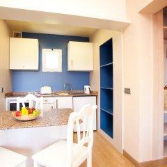 Отель Aparthotel Cabau Aquasol Апартаменты с различными типами кроватей фото 2