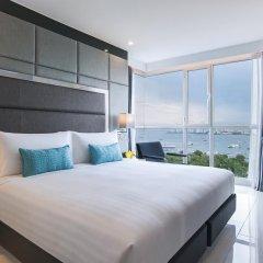 Отель Amari Residences Pattaya 4* Улучшенный номер с различными типами кроватей фото 17