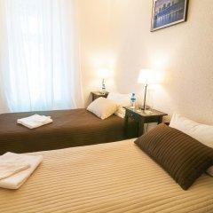 Хостел Кремлевские Огни Улучшенный номер с двуспальной кроватью фото 3