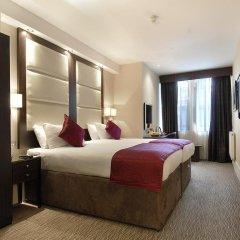 Отель Grand Royale London Hyde Park 4* Стандартный номер с различными типами кроватей фото 7
