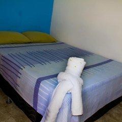 Отель Pousada Esperança 2* Стандартный номер с различными типами кроватей фото 10