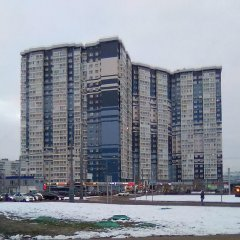 Гостиница Domumetro na Yangelya 2 Апартаменты с разными типами кроватей фото 8