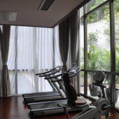 Отель Royal Tulip Luxury Hotels Carat Guangzhou Гуанчжоу фитнесс-зал фото 3