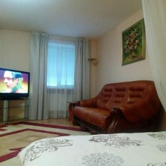 Апартаменты Apartment Anna Минск комната для гостей фото 4