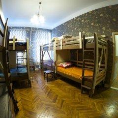 Hostel Shtraus House Кровать в общем номере с двухъярусной кроватью фото 7