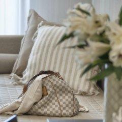 Hotel Villa Bianca 3* Номер Делюкс двуспальная кровать фото 3