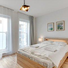 Апартаменты Apartinfo Chmielna Park Apartments Улучшенные апартаменты с различными типами кроватей фото 21