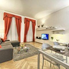 Апартаменты Residence Salvator - Prague City Apartments комната для гостей фото 2