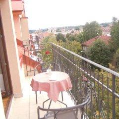 Апартаменты Milo Apartment балкон