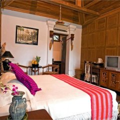 Thazin Garden Hotel комната для гостей фото 4