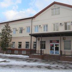 Hostel na Pidgradskiy парковка