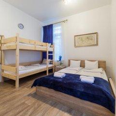 Aquamarine Hotel 3* Стандартный семейный номер с двуспальной кроватью фото 3