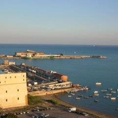 Отель Bed and Breakfast Marinella Порт-Эмпедокле пляж