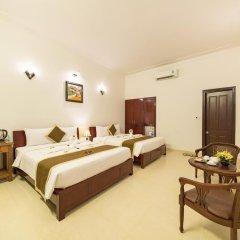 Отель Luna Villa Homestay 3* Стандартный номер с различными типами кроватей фото 4