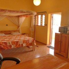 Отель Aparthotel Jardin Tropical 3* Улучшенная студия с различными типами кроватей фото 11