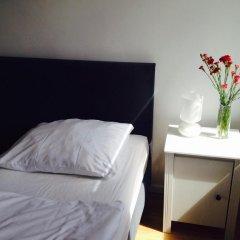 Hostel Octopus Gdańsk Стандартный номер с двуспальной кроватью фото 7